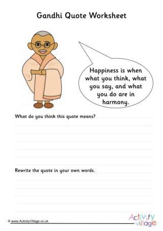 Essay on personality of mahatma Gandhi children